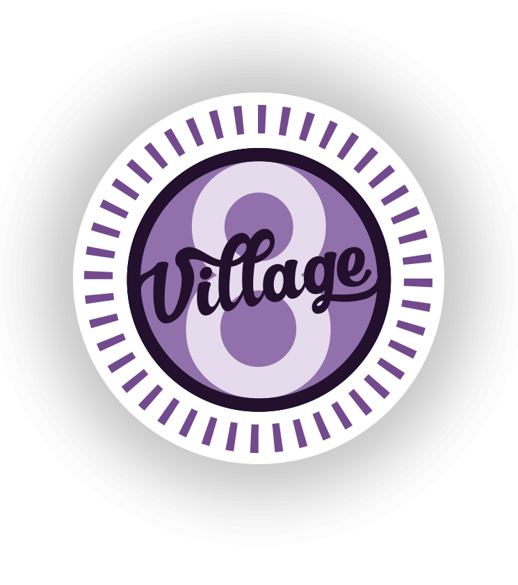 Logo for Village 8 Theatres